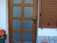 PVC vrata vhodna