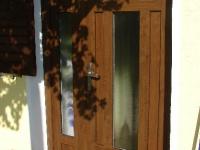 Vhodna lesena vrata 2