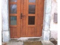 Vhodna lesena vrata 3