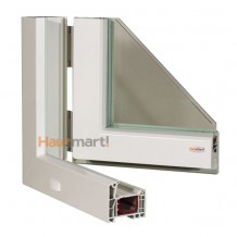 PVC okna Aluplast Ideal 4000 poloha 3