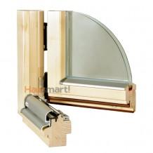 PVC okna SVENDBORG ECO 68 poloha 3