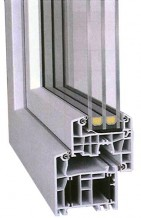 PVC okna Aluplast energeto 4000