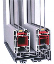 PVC vrata Aluplast IDEAL 4000 HST